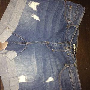 Dollhouse Shorts